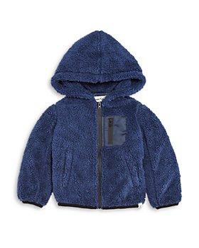 Sovereign Code - Boys' Teddy Fleece Hooded Jacket - Baby