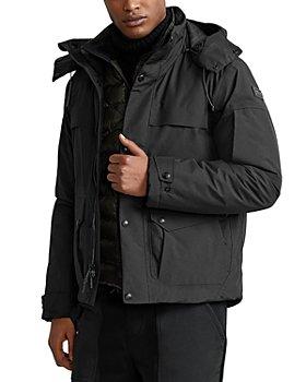 Polo Ralph Lauren - Water Repellent Removable Hood Jacket
