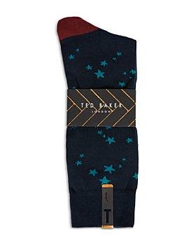 Ted Baker - Star Pattern Socks
