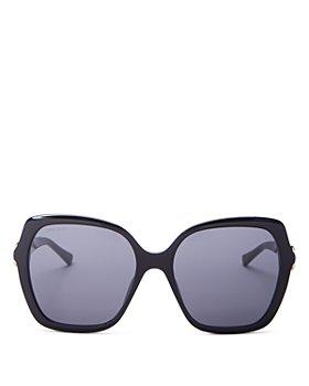 Jimmy Choo - Women's Manoni Square Sunglasses, 57mm