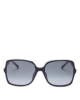 Jimmy Choo - Women's Eppie Square Sunglasses, 57mm