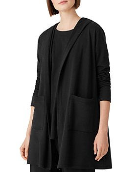 Eileen Fisher - Hooded Jacket