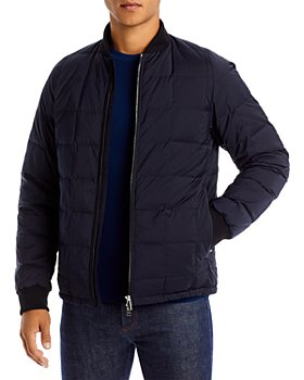 Theory - Varet Quilted Bomber Jacket
