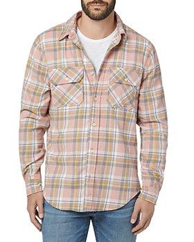 Joe's Jeans - Brushed Cotton Plaid Shirt