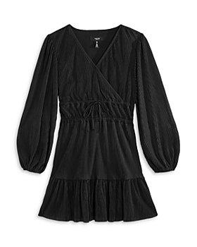 AQUA - Girls' Accordion Pleat Dress, Big Kid - 100% Exclusive