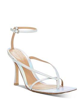Bottega Veneta - Women's Stretch Ankle Strap Sandals