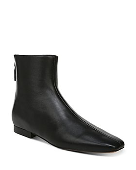 Vince - Women's Ness Square Toe Booties
