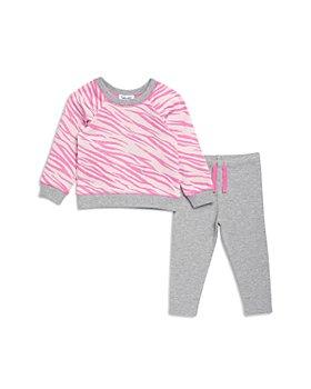 Splendid - Girls' Cozy Sweatshirt & Leggings Set - Baby