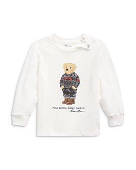 Ralph Lauren - Boys' Cotton Polo Bear Tee - Baby