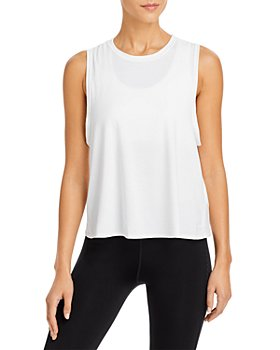 PUMA - Forever Luxe Muscle Tank Top