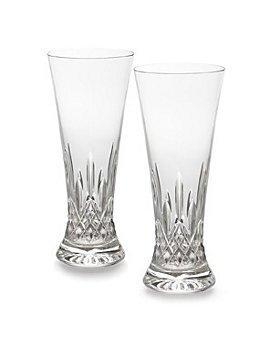Waterford - Lismore Pilsner Glasses, Set of 2