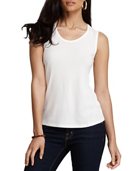 Eileen Fisher - System Silk Jersey Tank, Regular & Petite