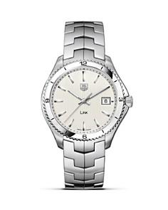 """TAG Heuer """"Link"""" Watch, 40mm - Bloomingdale's_0"""
