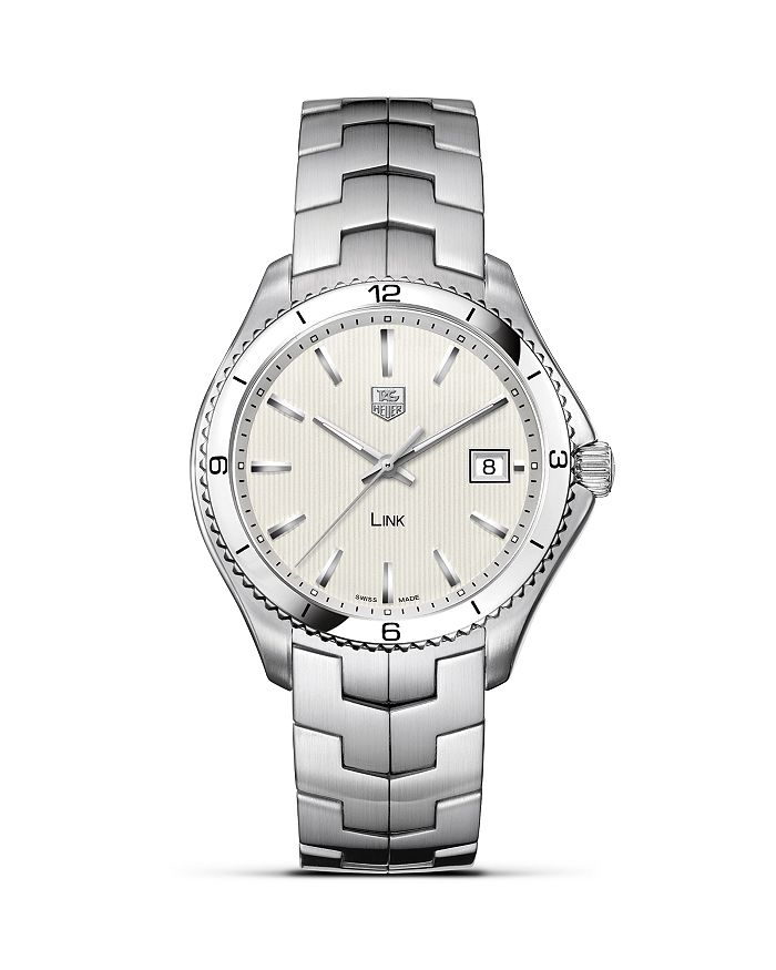 "TAG Heuer - ""Link"" Watch, 40mm"