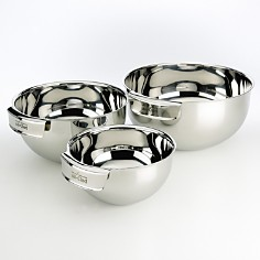 All Clad 3-Piece Stainless Steel Bowl Set - Bloomingdale's_0