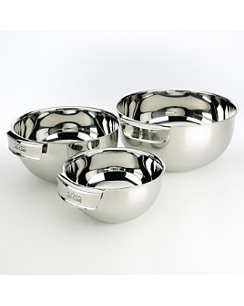 All-Clad - 3-Piece Stainless Steel Bowl Set