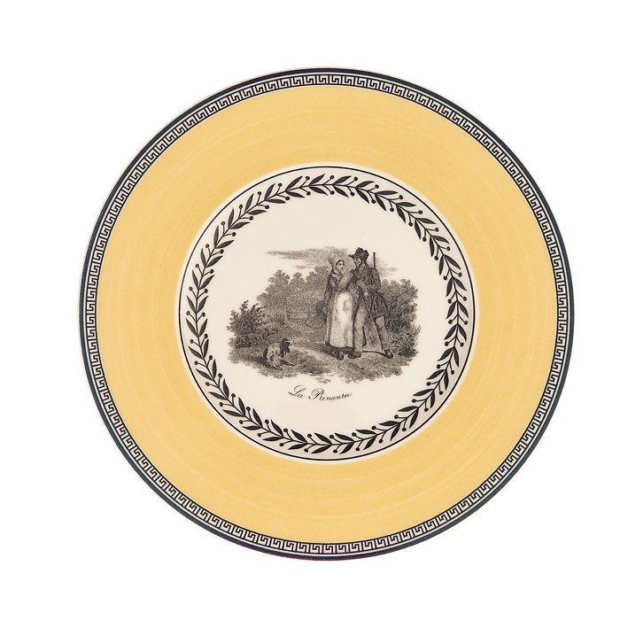 Villeroy & Boch - Audun Assorted Bread & Butter Plates