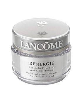 Lancôme - Rénergie Cream Anti-Wrinkle & Firming Double Performance Treatment - Day & Night