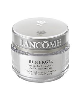 Lancôme - Rénergie Cream Anti-Wrinkle & Firming Double Performance Treatment - Day & Night 2.5 oz.