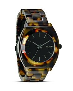 Nixon The Time Teller Acetate Watch, 40mm - Bloomingdale's_0