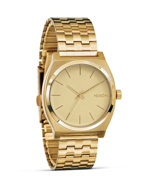 Nixon - The Time Teller Watch, 47 3/4mm
