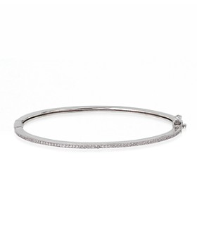 Crislu - Platinum Bangle
