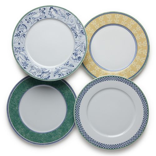 Villeroy & Boch - Switch 3 Assorted Dinner Plates
