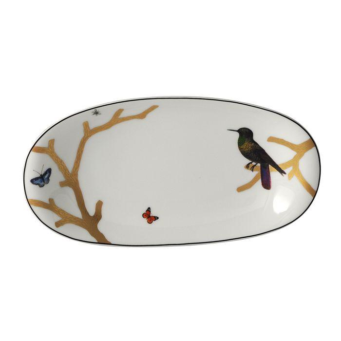 Bernardaud - Aux Oiseaux Relish Dish