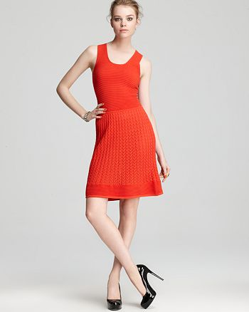 FRENCH CONNECTION - Amy Knit Dress