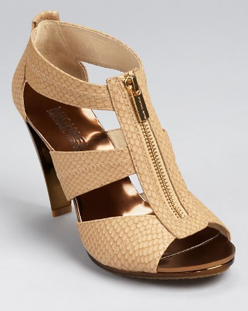 $MICHAEL Michael Kors Sandals - Berkley T Strap - Bloomingdale's