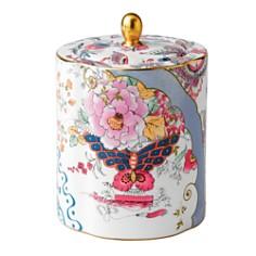 Wedgwood Butterfly Bloom Ceramic Tea Caddy - Bloomingdale's Registry_0