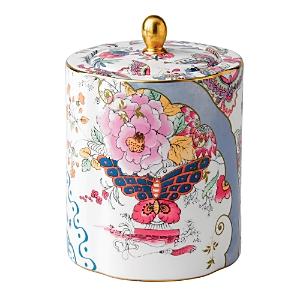 Wedgwood Butterfly Bloom Ceramic Tea Caddy