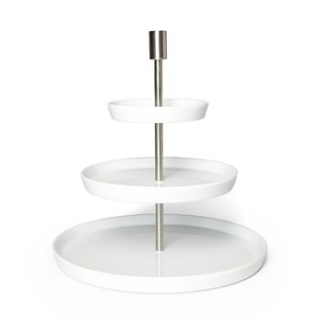 Thomas for Rosenthal - Loft Etagere Round Tiered Server