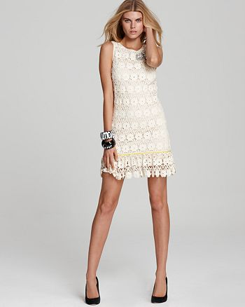 Juicy Couture Black Label - Juicy Couture Daisy Guipure Dress