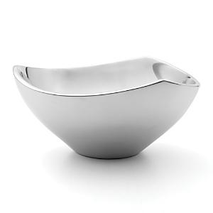 Nambe Tri-Corner Bowl, 9