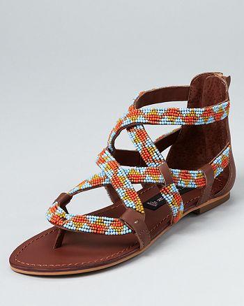 STEVEN BY STEVE MADDEN - Sariah Beaded Sandals