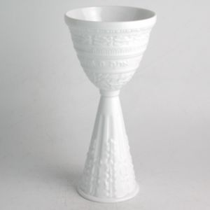 Bernardaud Louvre Judaica Kiddush Cup
