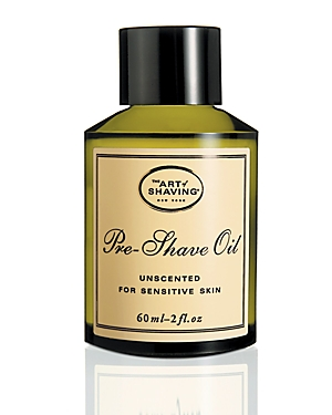 the art of shaving male the art of shaving preshave oilunscented