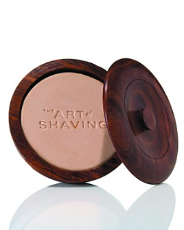 The Art of Shaving - Shave Soap with Bowl-Sandalwood