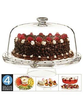 Luigi Bormioli - Gallerie 4-in-1 Cake Dome