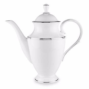"Lenox - Federal ""Platinum"" Coffee Pot"