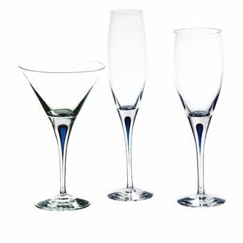 Orrefors - Intermezzo Blue Iced Beverage