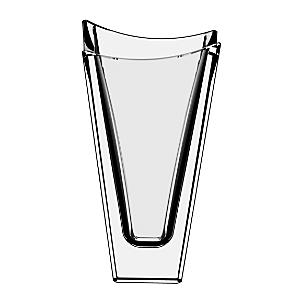 Orrefors Polaris Vase