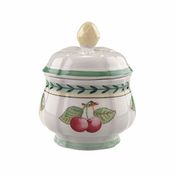 Villeroy & Boch - French Garden Fleurence Covered Sugar Bowl