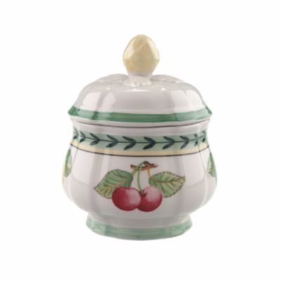 Villeroy U0026 Boch   French Garden Fleurence Covered Sugar Bowl
