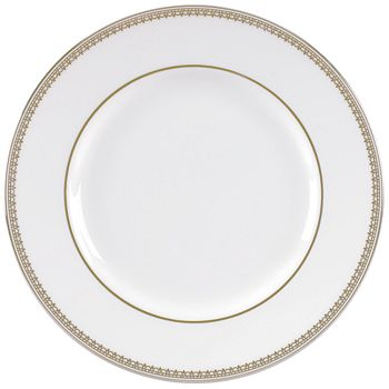 Wedgwood - Vera Lace Gold Bread & Butter Plate