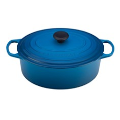 Le Creuset - 6.75-Quart Signature Oval Dutch Oven