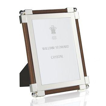 "William Yeoward Crystal - Classic Clear Frame, 5"" x 7"""