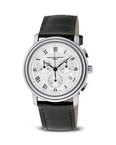 """Frédérique Constant """"Classic"""" Quartz Chronograph Watch, 40mm - Bloomingdale's_0"""