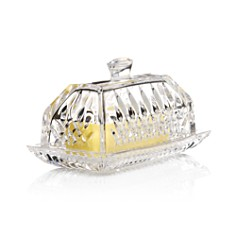 Waterford - Lismore Covered Butter Dish